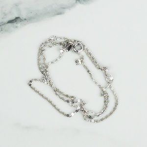 Sterling Silver .925 Scroll Chain